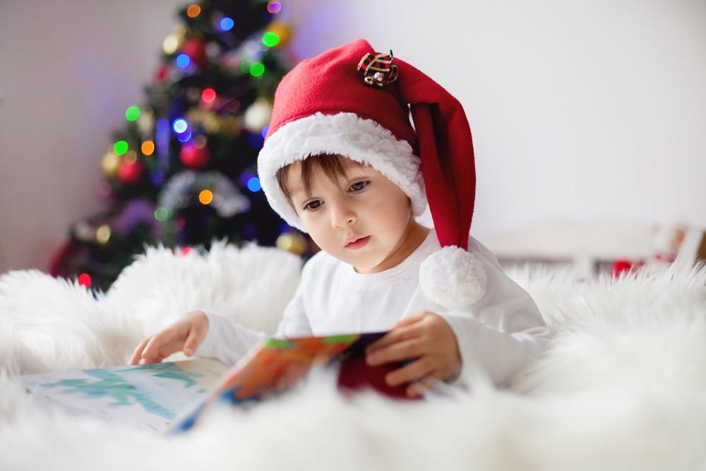 Детские книги про Новый год и Рождество