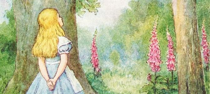 """25 лучших цитат из """"Алиса в стране чудес"""""""