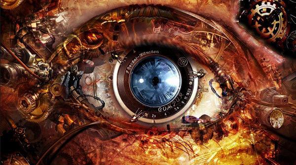 Human-eye-resolution