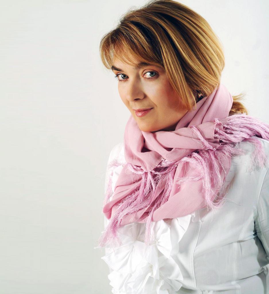 WoMo-портрет: Лариса Дюбина