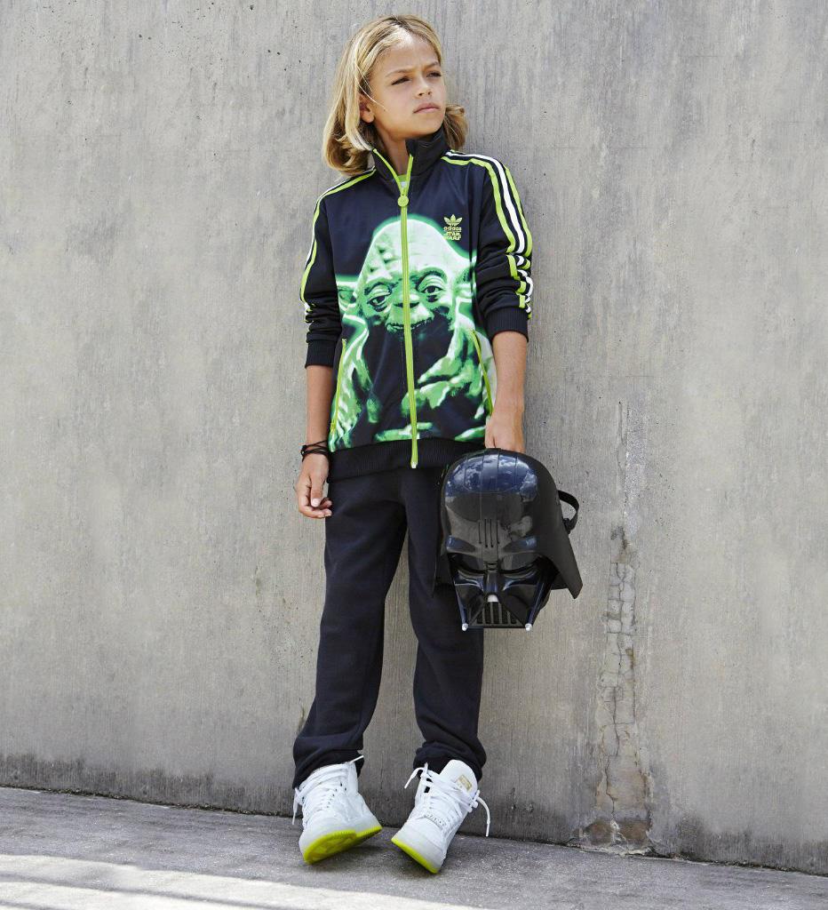 Коллекция детской одежды Star Wars