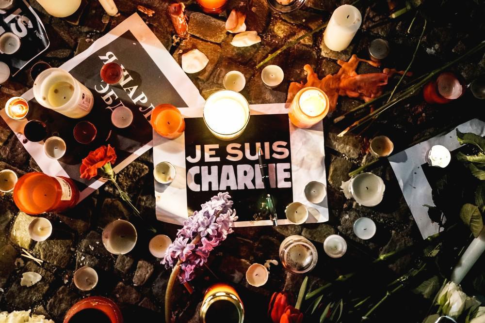 О чем buzz: #CharlieHebdo