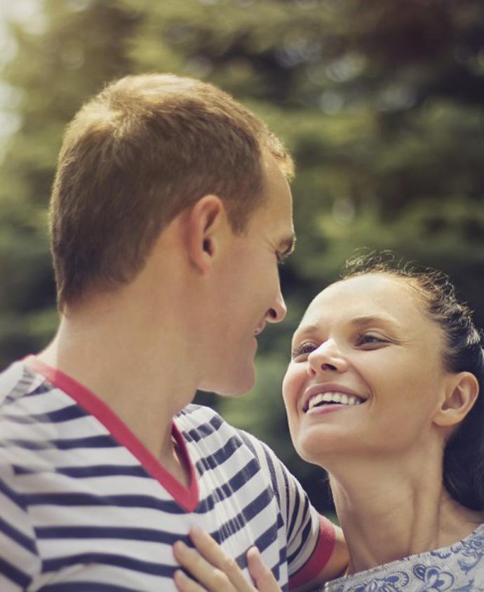 Влюбленные пары из интернета: Лера и Женя