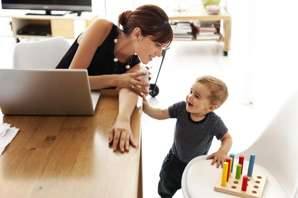 Пять советов работающим мамам от Ярыны Ключковской