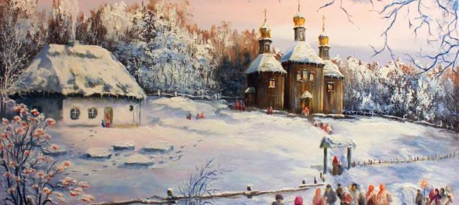 Куда отправиться на Рождество в Киеве