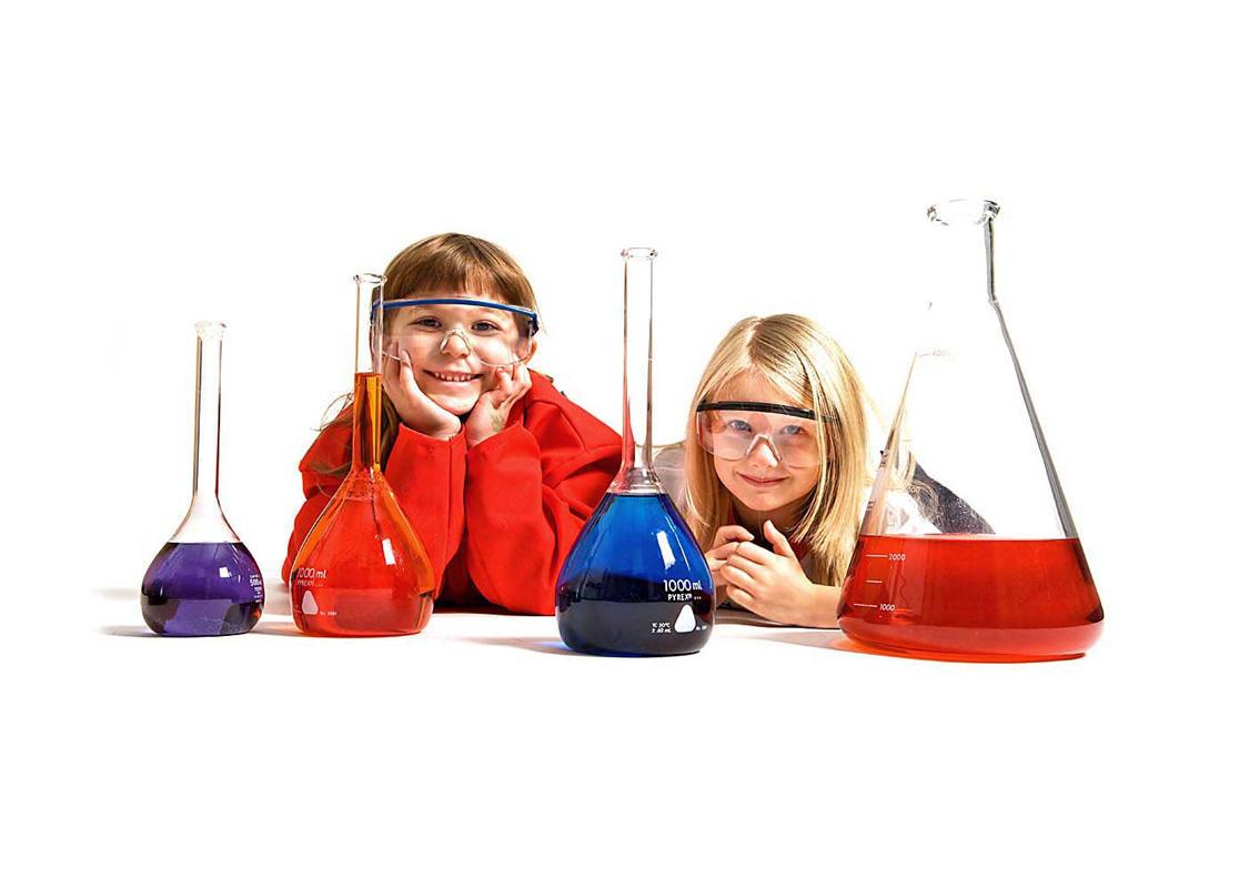 5 занимательных научных опытов для детей