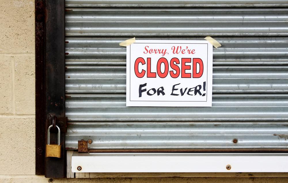 10 причин провала предпринимателей