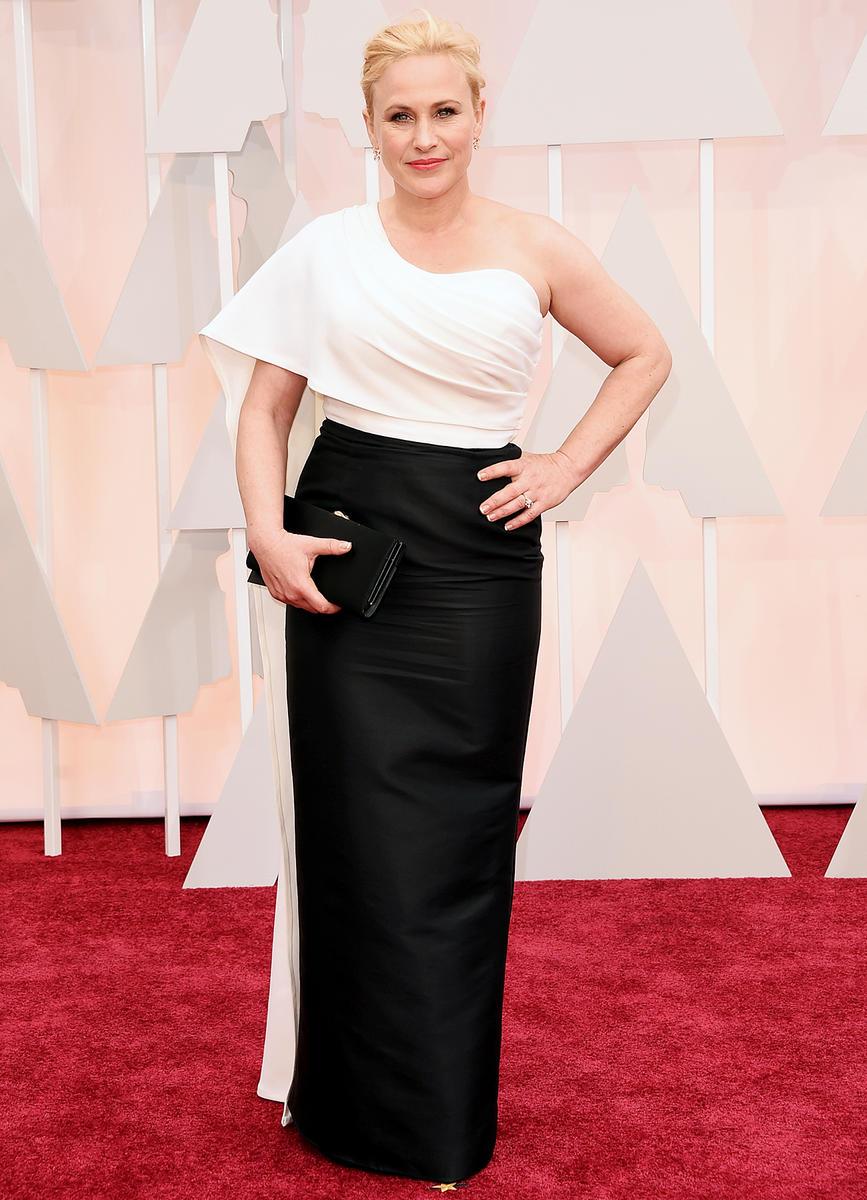 """Вдохновляющая речь Патриции Аркетт на """"Оскар-2015"""""""