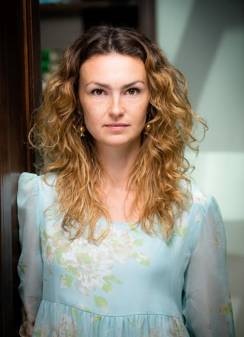 WoMo-портрет: Ирина Костюк