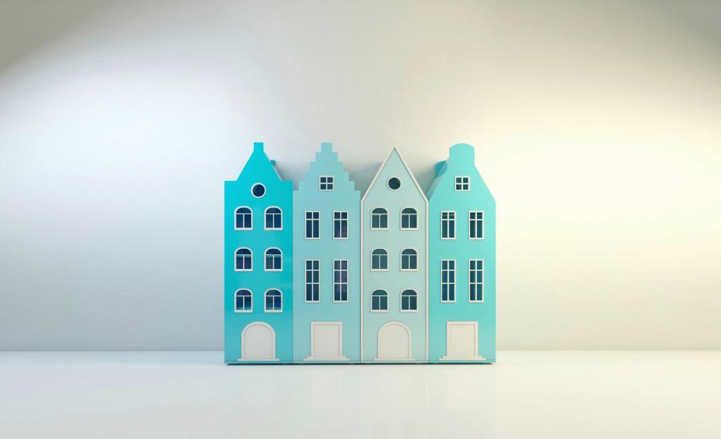 Детский шкаф Amsterdam от Home Little