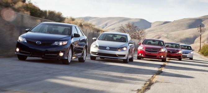Авто: Toyota Camry vs Honda Accord