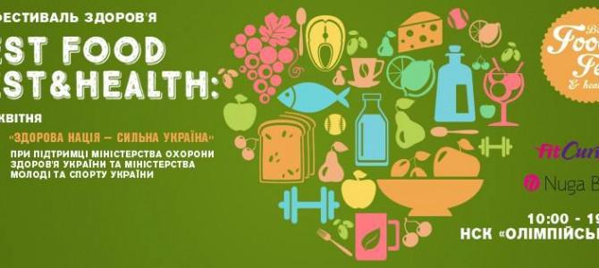Best Food Fest&Health