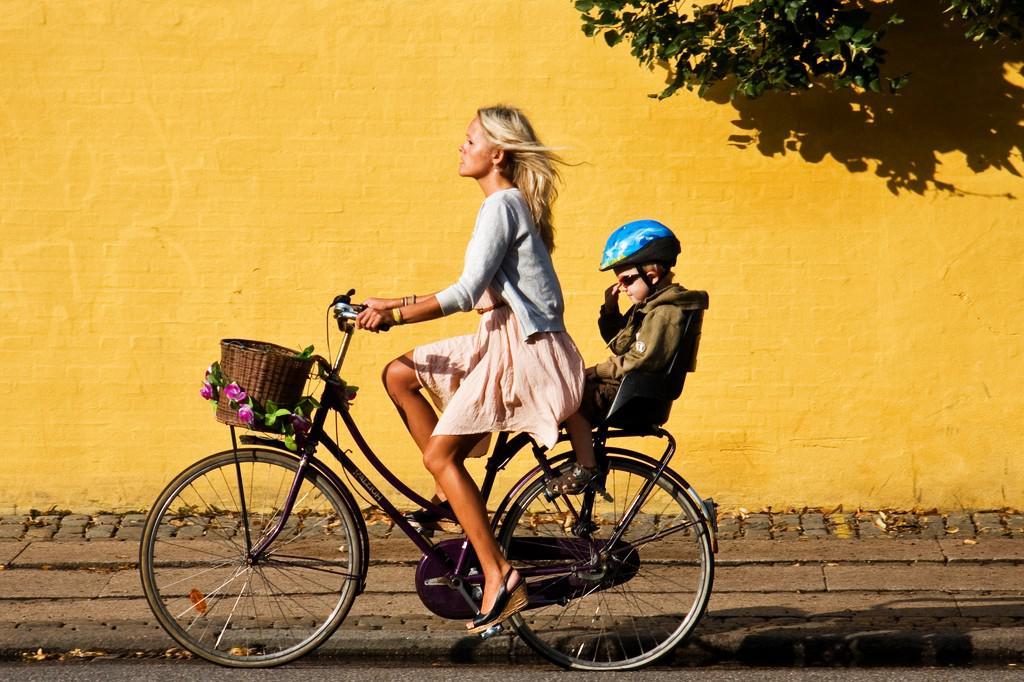 Мифы и факты о безопасной езде на велосипеде