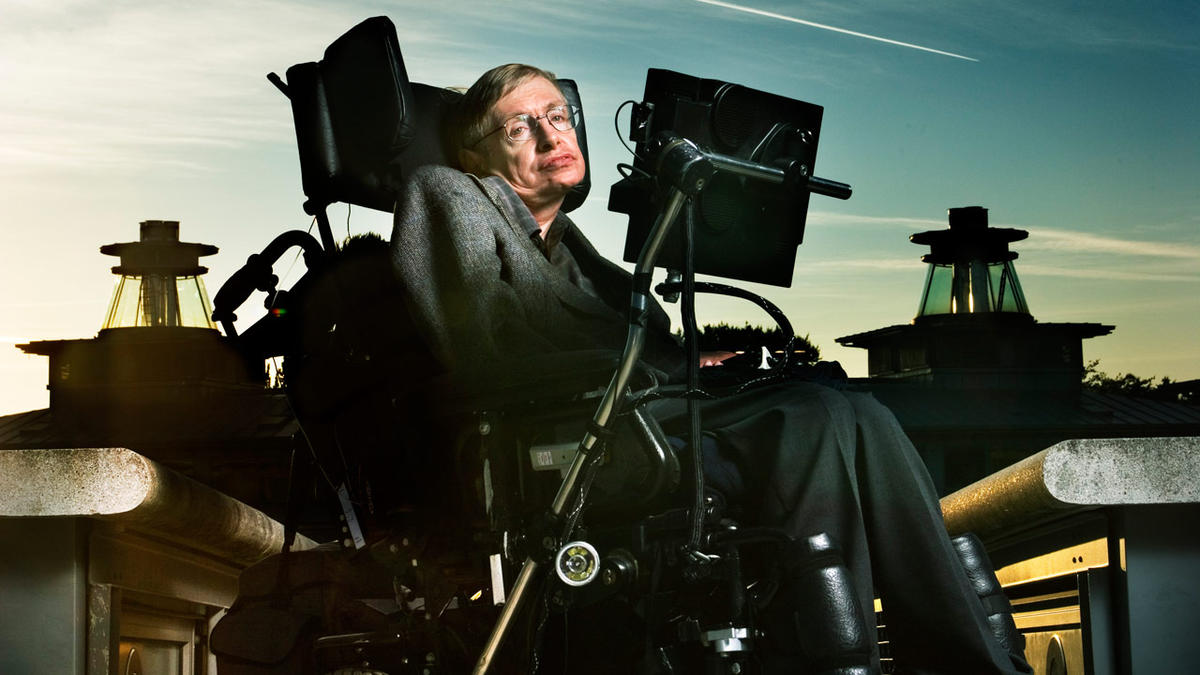 Правила жизни успешных людей: Стивен Хокинг
