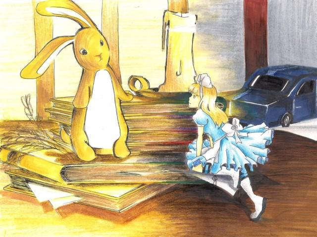 Velveteen_Rabbit_meets_Alice_by_nanase08