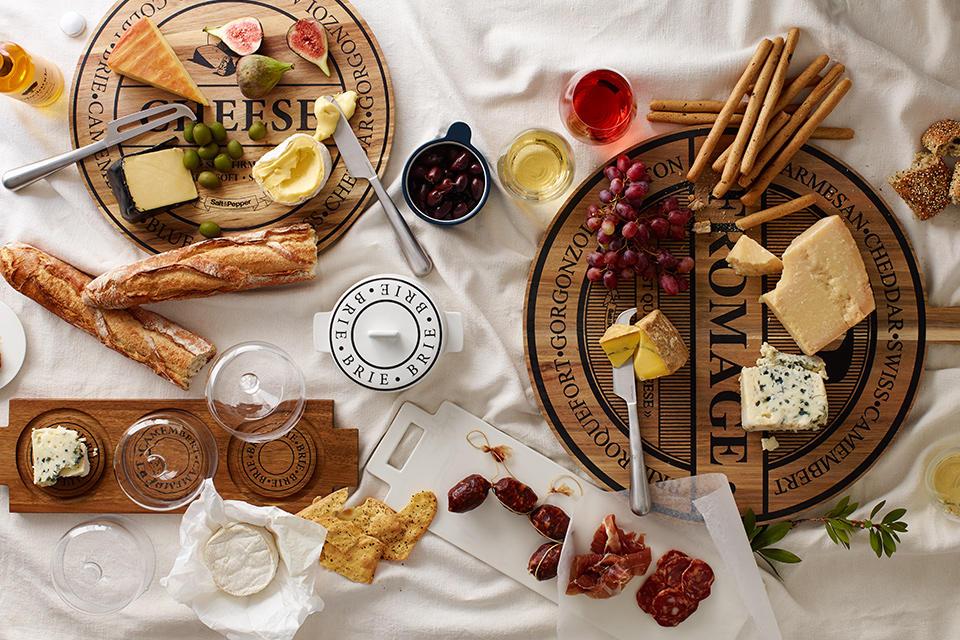 8 классических сочетаний сыра с вином