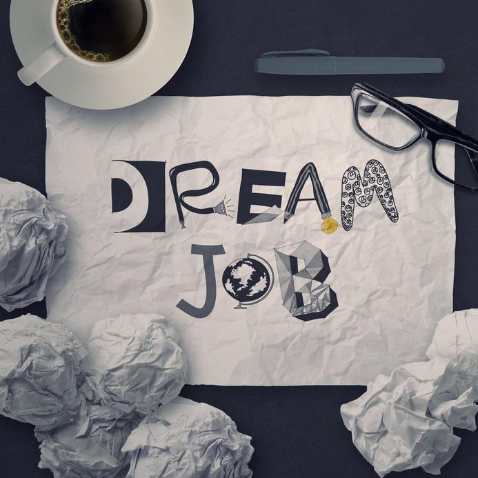 7 шагов к работе своей мечты