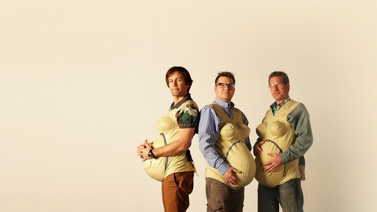 Мужчины, испытавшие беременность и роды на себе