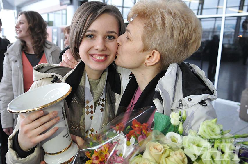 Как воспитать чемпиона: Наталья Музычук