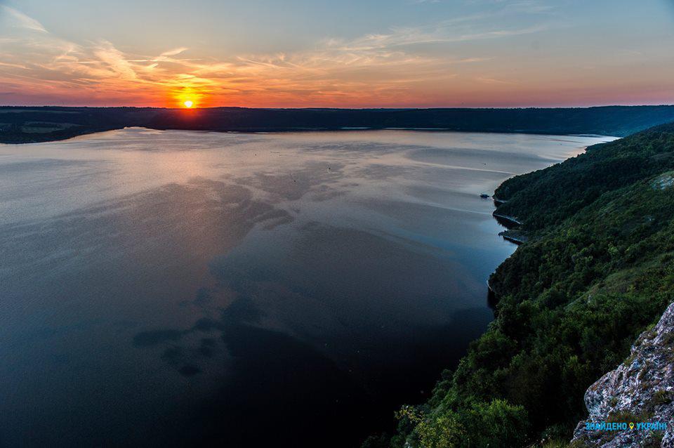 Путешествуем по Украине: Бакотский залив