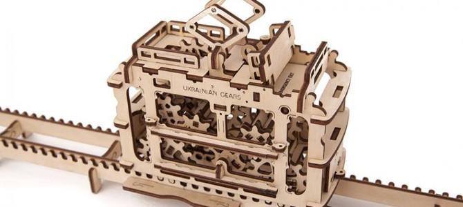 WoMo-находка: 3D-пазлы Ukrainian Gears