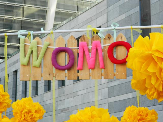 """Детская WoMo-зона на фестивале """"В поисках Made in Ukraine"""""""