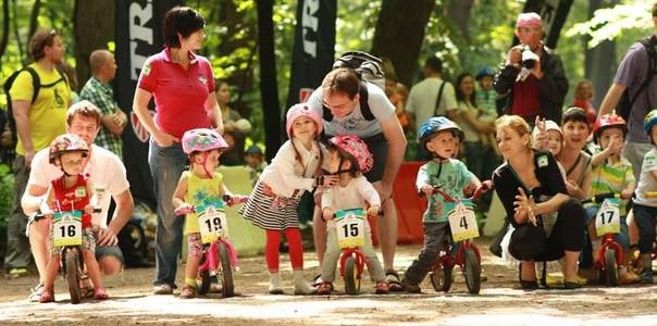 Велогонка «Катигорошки»