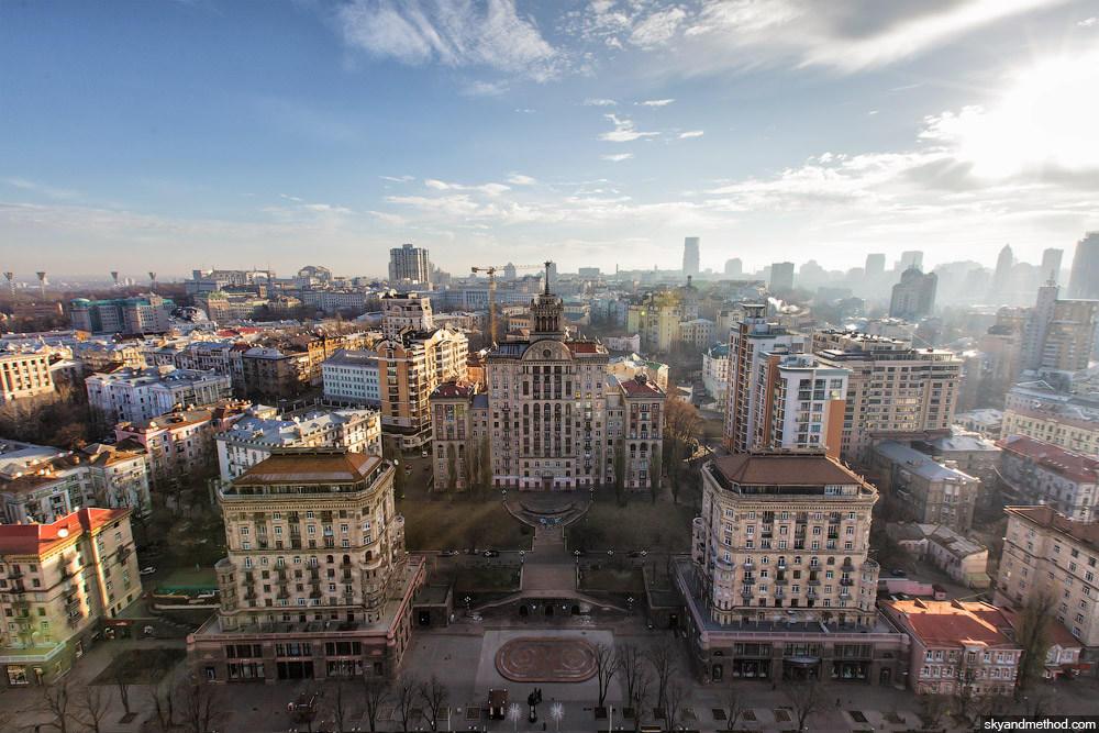 План действий: Что делать в Киеве этой весной