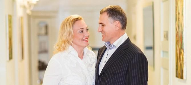 Family-портрет: Оксана & Павел Денищук