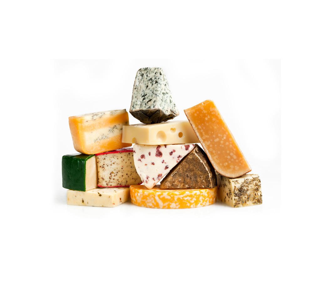 Сыр как источник витаминов