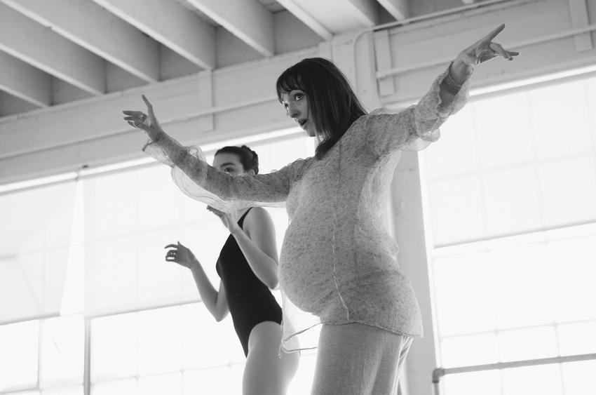 Фотопроект: Мамы-балерины