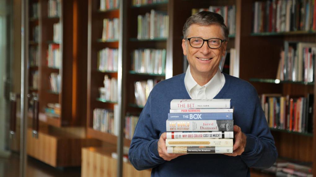 Что читать: Билл Гейтс рекомендует