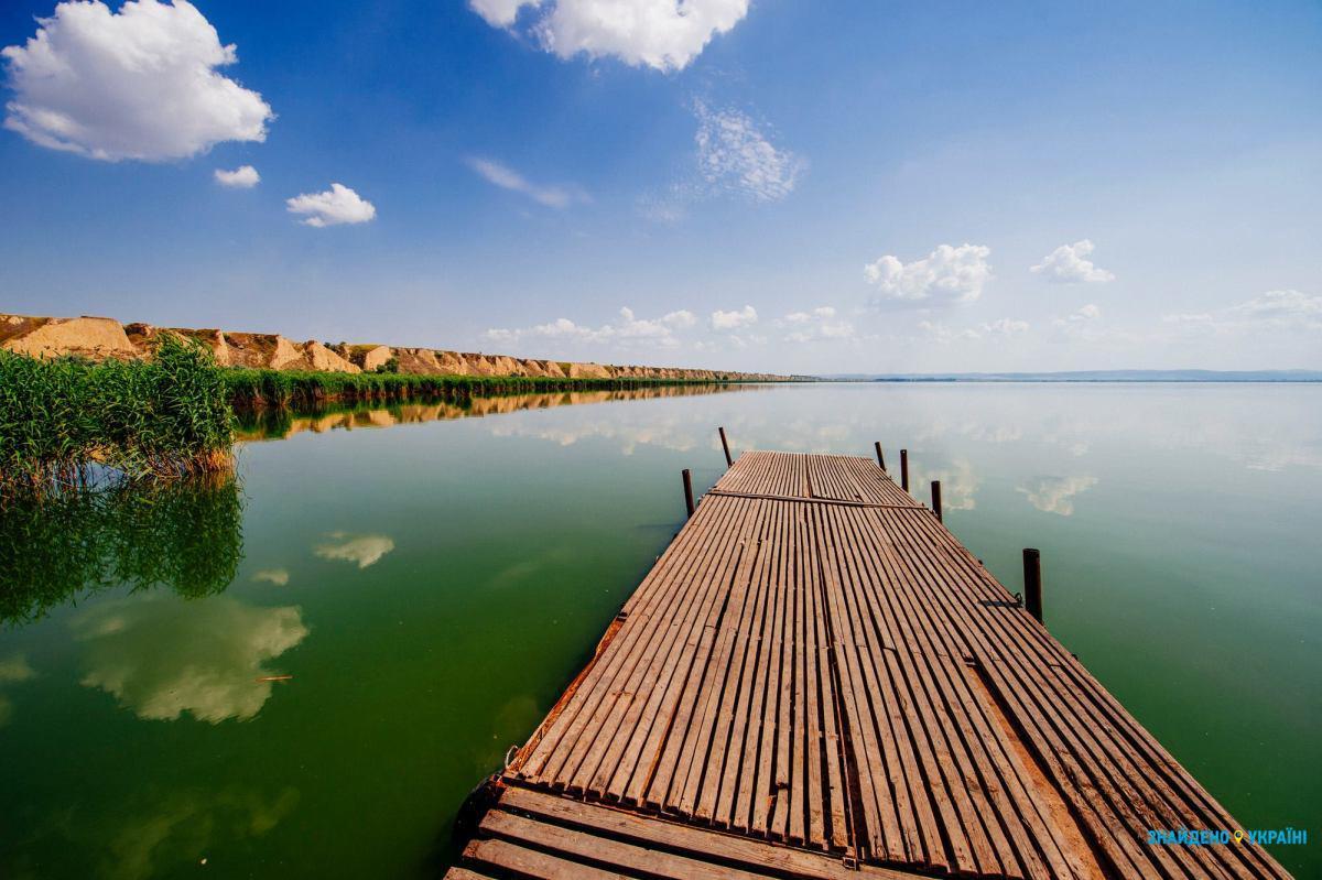 Путешествуем по Украине: Озеро Кагул