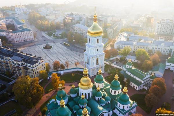 День Киева на Софийской площади