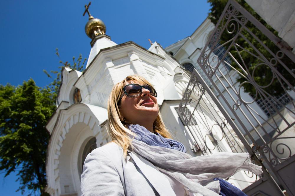 Новый спецпроект на WoMo: Киев интересного человека