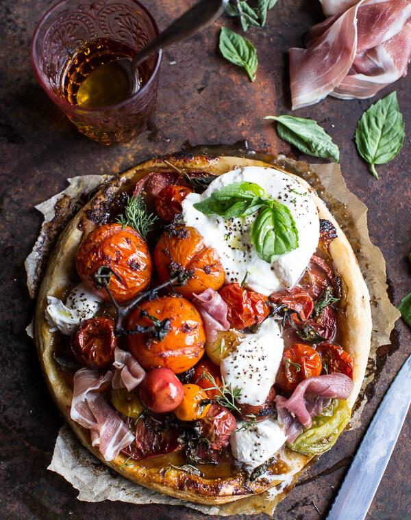 Quick-Balsamic-Fig-Roasted-Tomato-and-Burrata-Cheese-Tarts-1