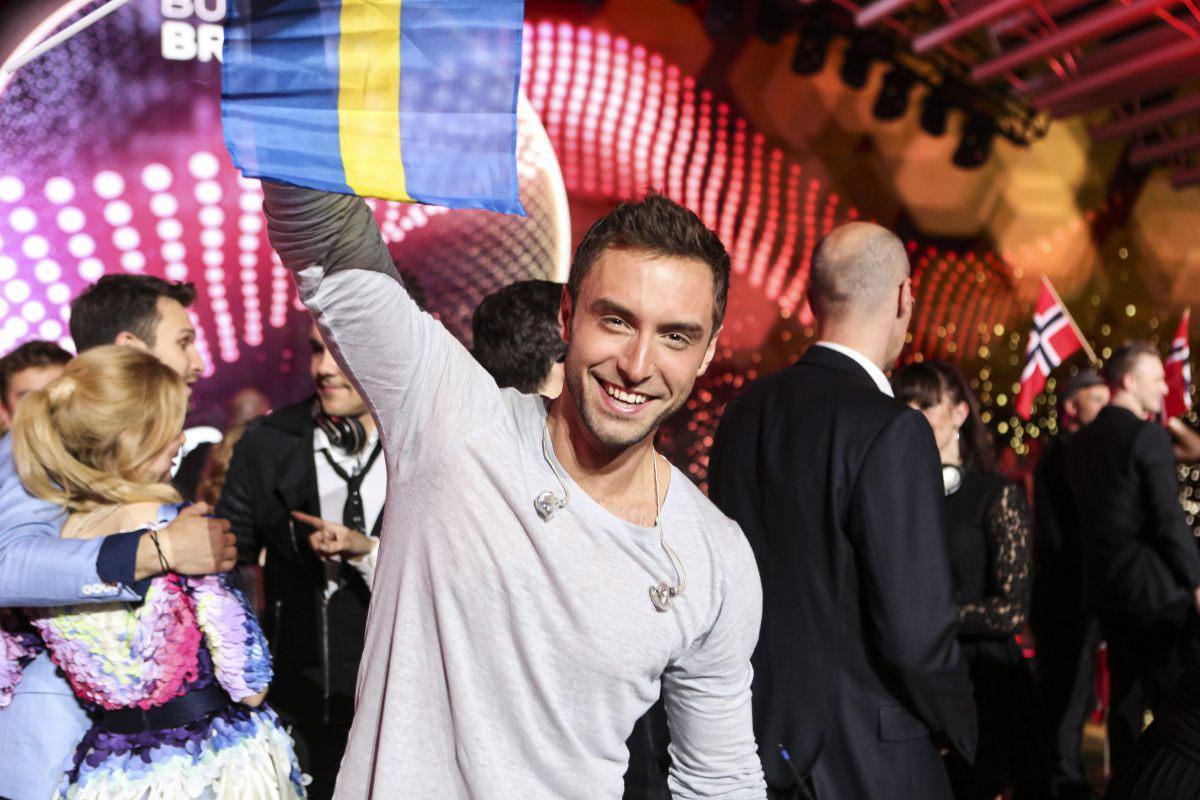 Евровидение-2015: Победила Швеция