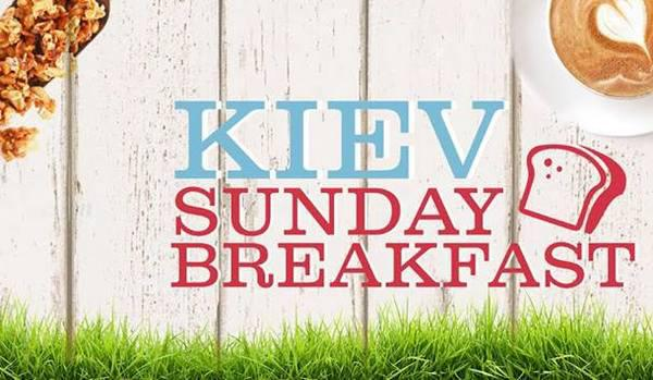 Фестиваль завтраков Kiev Sunday Breakfast