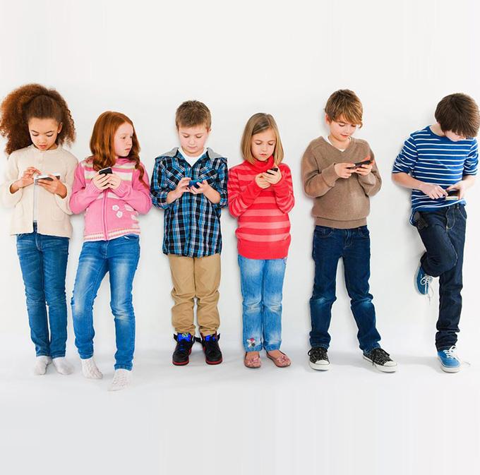 Анализируй это: Дети поколения Z