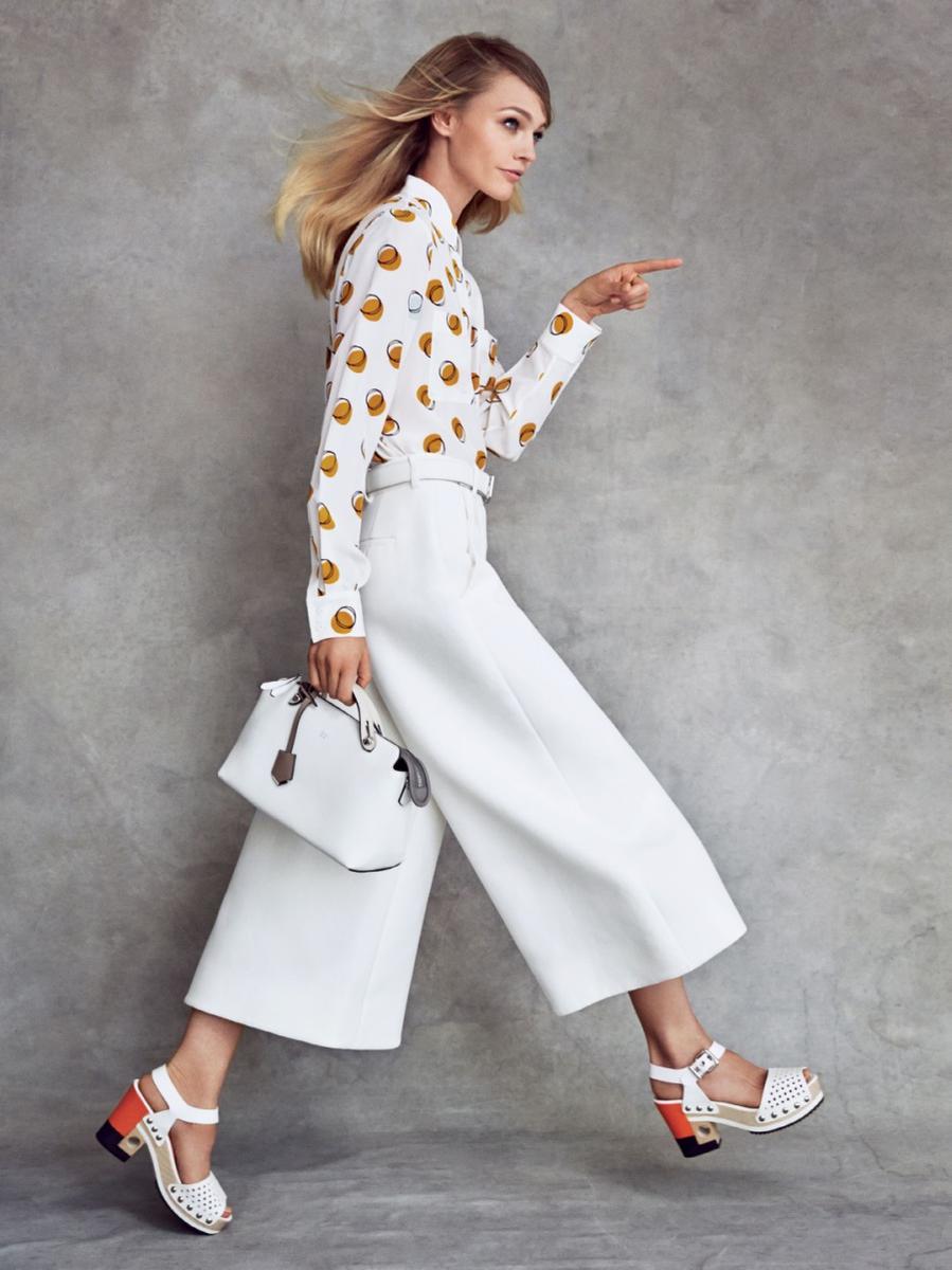 Must-Have: Самые модные брюки этого лета - кюлоты