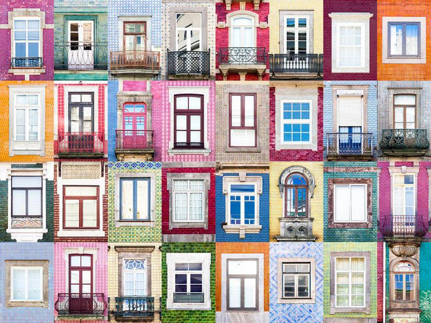 Окна со всего мира
