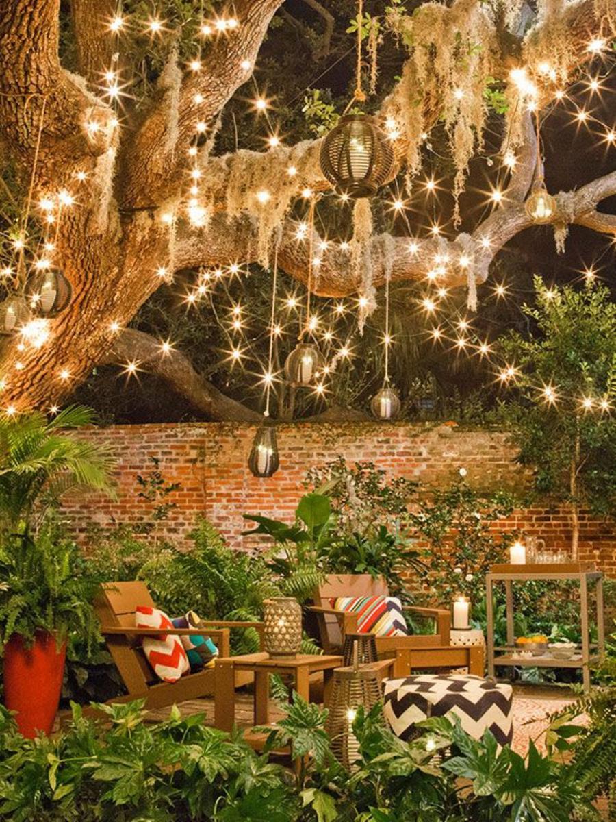 35 идей, как обустроить задний двор в вашем доме
