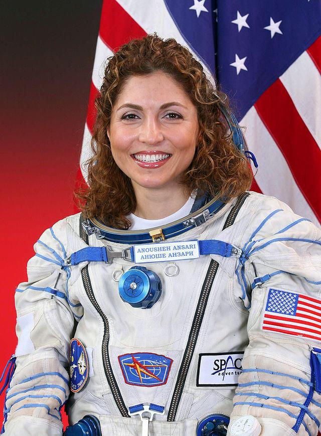 WoMo-эксклюзив: Ануше Ансари - первая женщина-CEO, полетевшая в космос