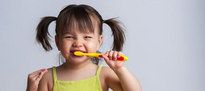 "WoMo-находка: Детская зубная паста ""Dentalen Kids"""