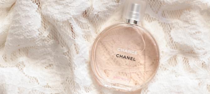 Духи с фокусами Chance Eau Vive Chanel