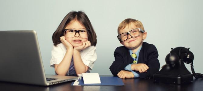 Истории успеха: Дети-бизнесмены