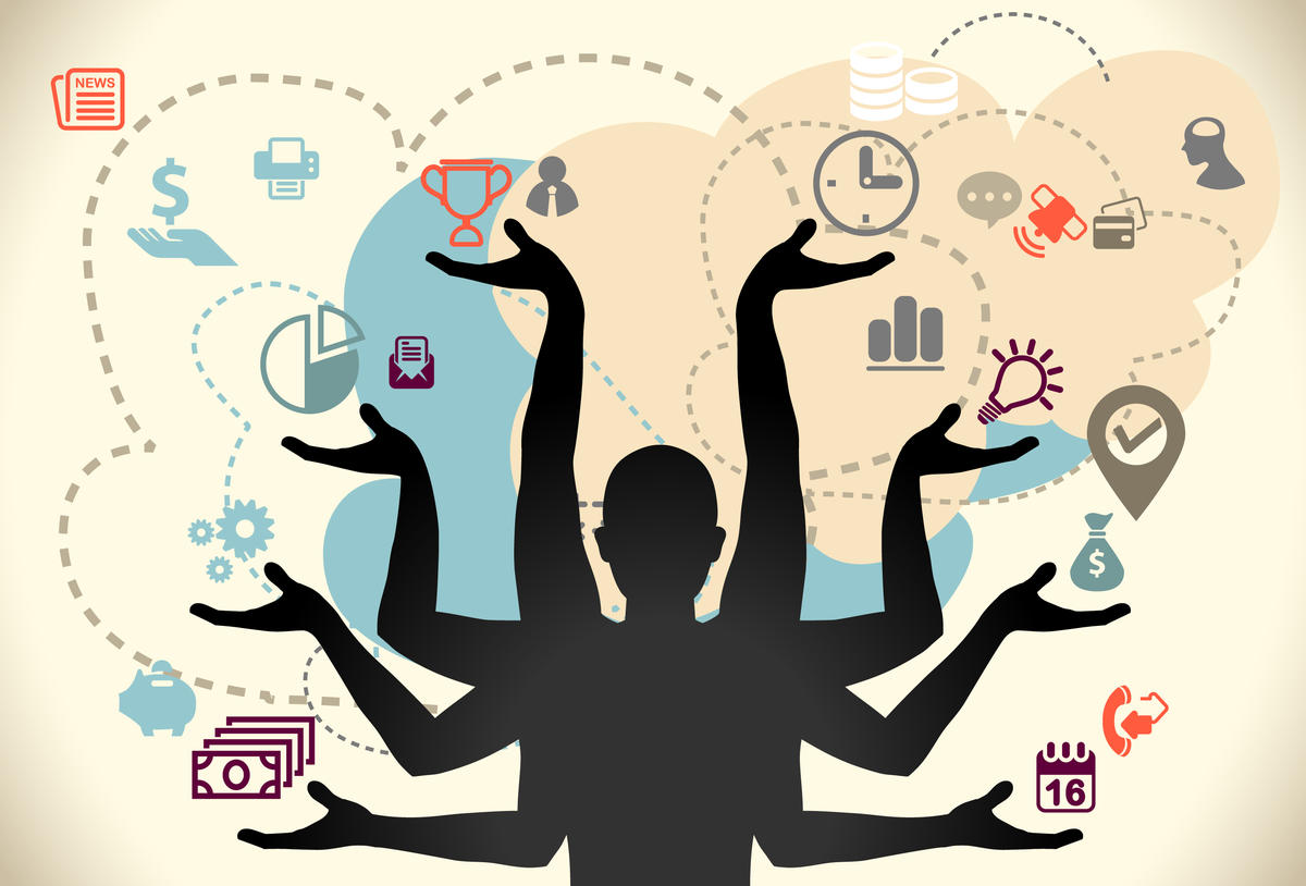 10 вещей, убивающие продуктивность на работе