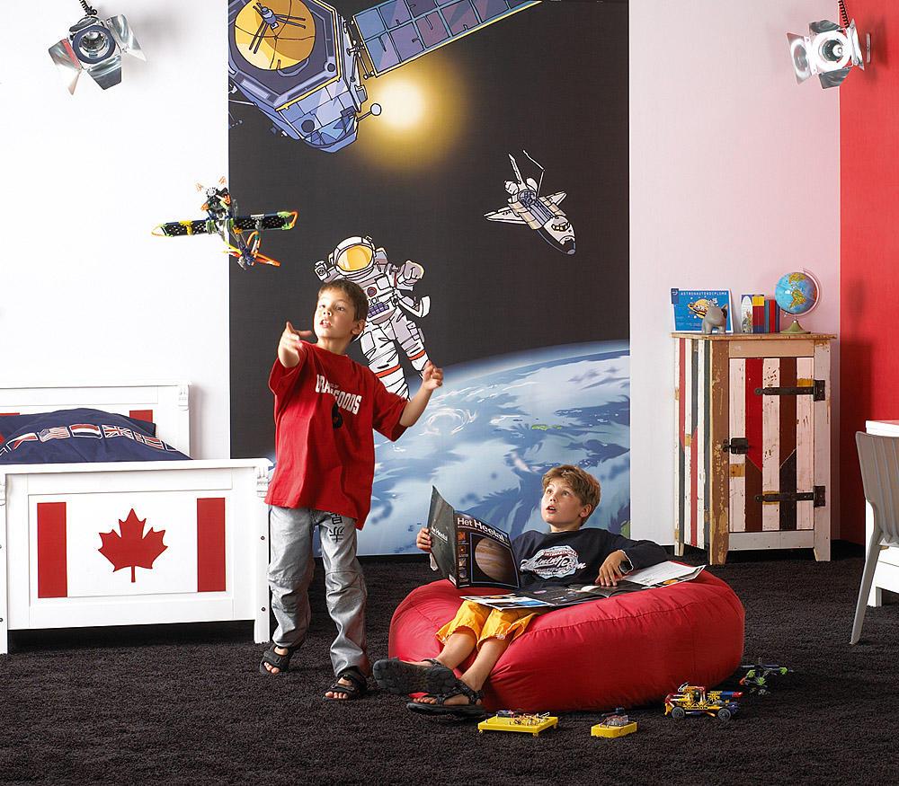 Просто космос, или 25 идей для оформления детской