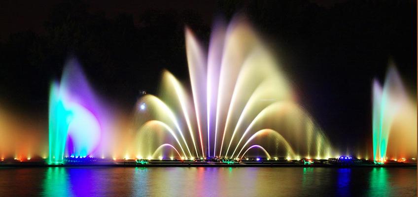 Знаменитіый Винницкий фонтан