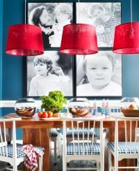 Дайте цвет: 5 идей, как добавить яркости своему дому